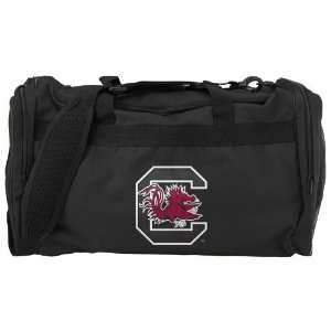 adidas South Carolina Gamecocks Black Team Logo Duffel Bag