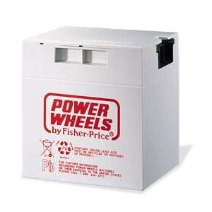 Fisher Price Power Wheels 12 Volt Rechargeable Battery