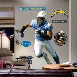 Shawne Merriman San Diego Chargers Fathead Sports