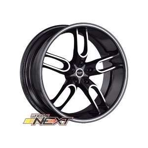 RUFF RACING R944 Machined w/ Black rims