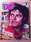 OK rare french teenager mag 1984 MICHAEL JACKSON super rare cover