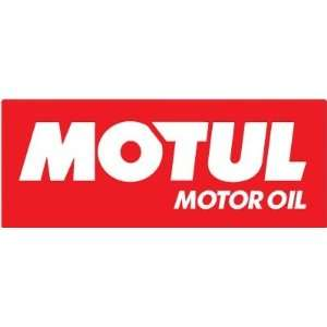 Motul Motor Oil Racing Car Bumper Sticker Decal 6x2.3