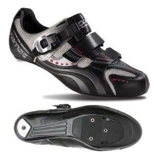 Carnac 2006 Helium Road Cycling Shoe   Black Sports