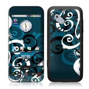 Midnight Garden Design Protective Skin Decal Sticker for T