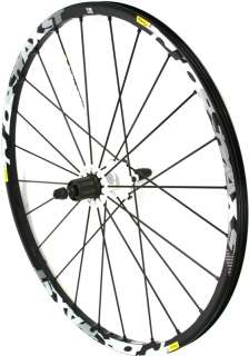 2011 MAVIC CROSSMAX ST 26 Disc UST Tubeless Rear Bike Wheel Black