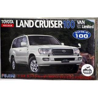 Tamiya 1/24 Toyota Land Cruiser 80 VX Limited Car Model