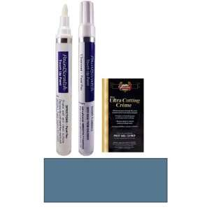 1/2 Oz. Electric Blue Metallic Paint Pen Kit for 2008 Saab