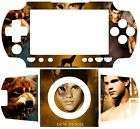 Flame Skull SKIN VINYL STICKER for SONY PSP 1000 FAT items in