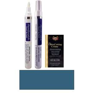 1/2 Oz. Midam Blue Metallic Paint Pen Kit for 1992 Toyota