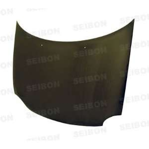 SEIBON CARBON FIBER HOOD OEM HD9499DGNE OE Automotive