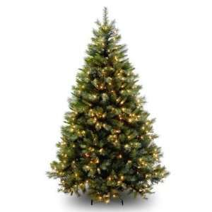 National Tree Company WCH3 302 75 7.5 Foot Winchester Pine Hinged Tree
