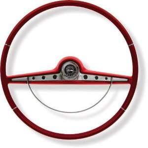 New Chevy Impala Steering Wheel   Red 63 Automotive