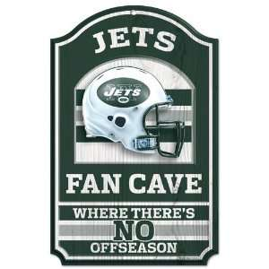NFL New York Jets Sign   Fan Cave