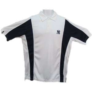 Yankees Polo Shirt   New York Yankees Vertical Polo by