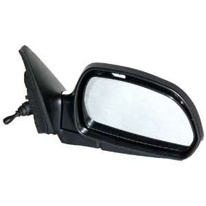 OE Replacement Kia Spectra Passenger Side Mirror Outside
