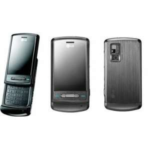 LG KE970 SHINE Black Unlocked GSM Cell Phone Electronics