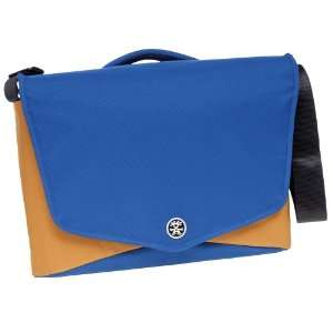 Crumpler The Skivvy (Large) Laptop Messenger Bag  Sports