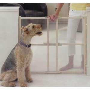 North States Clear View Pet Gate Xt