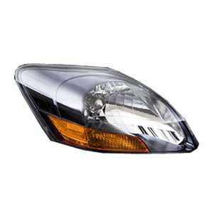 Toyota Yaris Passenger Side Replacement Headlight