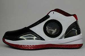 Nike Air Jordan 2010 Dwyane Wade White Black Red Big Kids Basketball