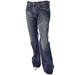 Big Star Mens Distressed Pioneer Boot Jeans