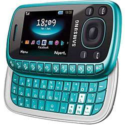 Samsung B3310 Unlocked GSM QWERTY Cell Phone