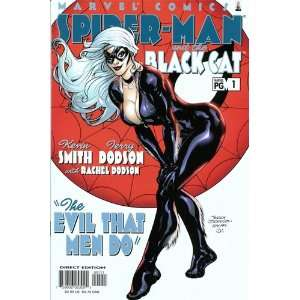 Spider Man and the Black Cat (9781905239252) Kevin Smith