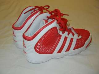 New Adidas Adipure Puremotion Basketball Shoes Mens 7.5 Red adiPRENE