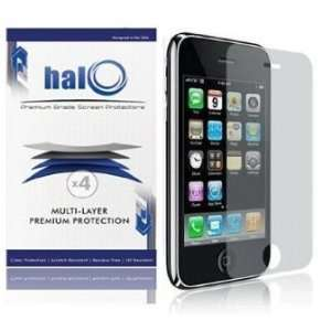 Halo Screen Protector Film Clear Matte (Anti Glare) for Apple iPhone