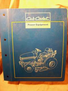 Cub Cadet 730 Series 30HP Engine Breakdown of Parts