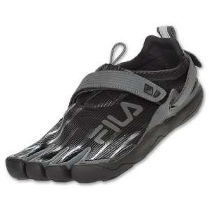 FILA SKELE TOES 2.0 MENs RUNNING SHOE BLACK / GREY BRAND NEW SELECT