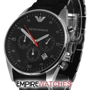 NEW* MENS EMPORIO ARMANI WATCH   AR5858   RRP £299.00