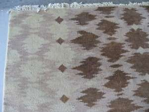 Williams Sonoma Home Ombre Ikat 5x8 Rug NEW