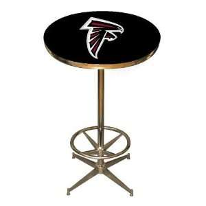 Falcons NFL 40in Pub Table Home/Bar Game Room