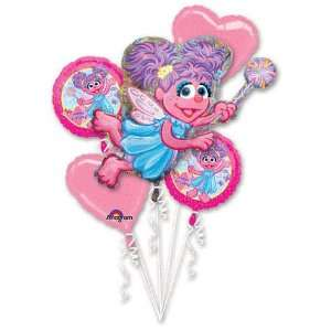 Sesame Street Abby Cadabby Birthday Party Supplies Balloon