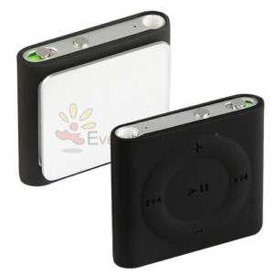 Silicone Cover Case Skin For Apple iPod shuffle 4 4G 4th Gen