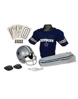 DAL Cowboys Costume & Helmet Costume  Kids NFL Football Player