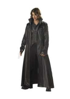 Baron Von Bloodshed  Cheap Gothic/Vampire Halloween Costume for Men
