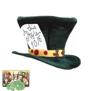 Alice In Wonderland   Classic Mad Hatter Hat Reviews (37 reviews) Buy