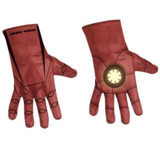 Halloween Costumes Iron Man 2008 Movie Child Gloves