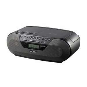 Sony CFD S07 AM/FM Radio Cassette Player CD R/RW With