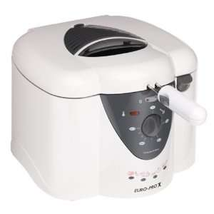 Euro Pro F2000E Cool Touch Deep Fryer