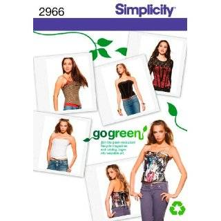 Simplicity Sewing Pattern 2067 Misses Costumes, Hh (6 8