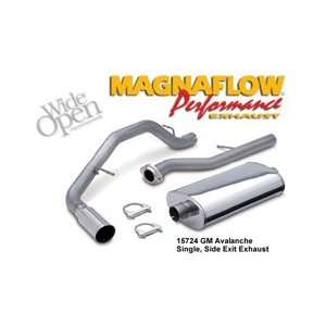 MagnaFlow Cat Back Exhaust System, for the 2003 Chevrolet