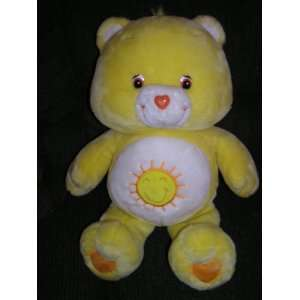 Care Bears 24 Jumbo Plush Funshine Bear Doll Toys