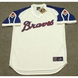 Majestic Cooperstown Throwback Home Baseball Jersey