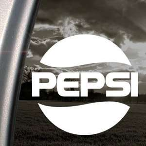Pepsi Decal Car Truck Bumper Window Vinyl Sticker Arts