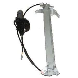 Door Front Power Window Regulator with Motor Driver Side Automotive