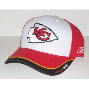 Kansas City Chiefs NFL Reebok On Field Jersey Front