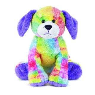 Webkinz Plush Stuffed Animal Clover Puppy  Toys & Games